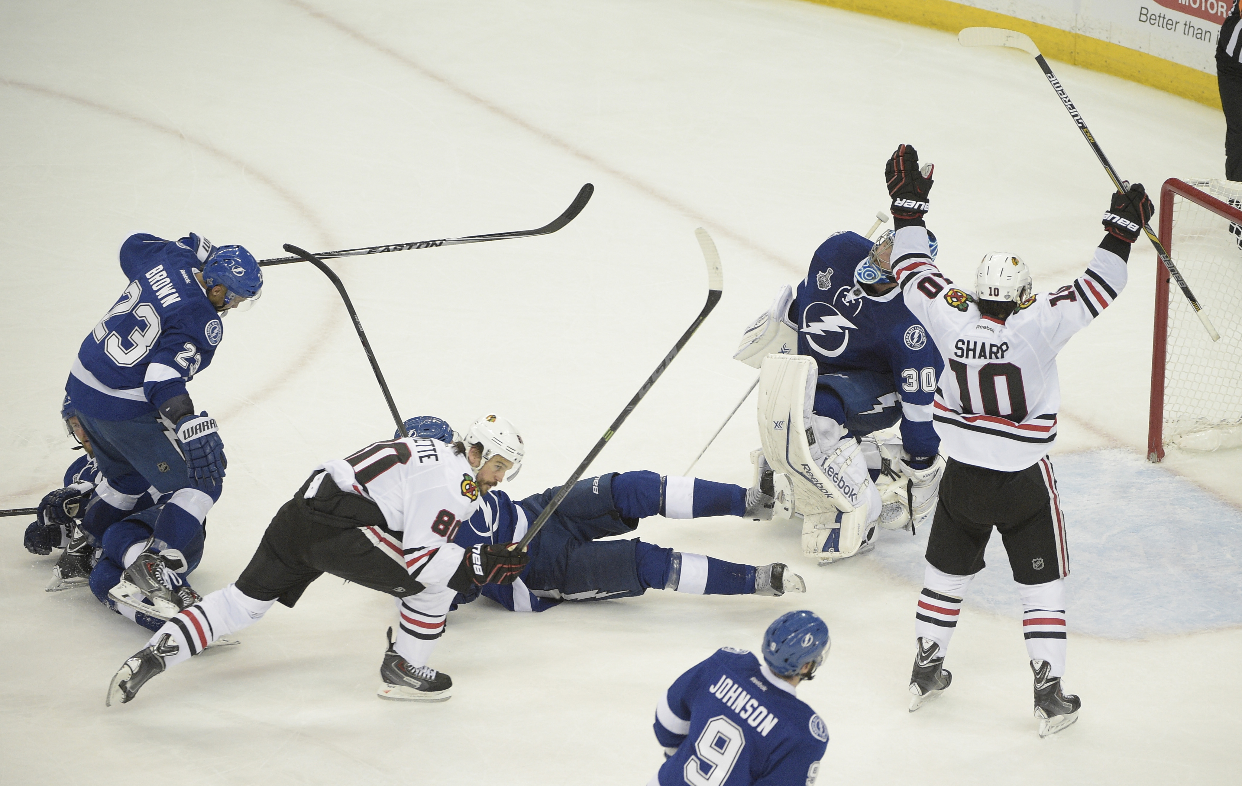 Safe Is Death: Lightning Blow Late Lead In Jarring Game 1 Loss To Blackhawks