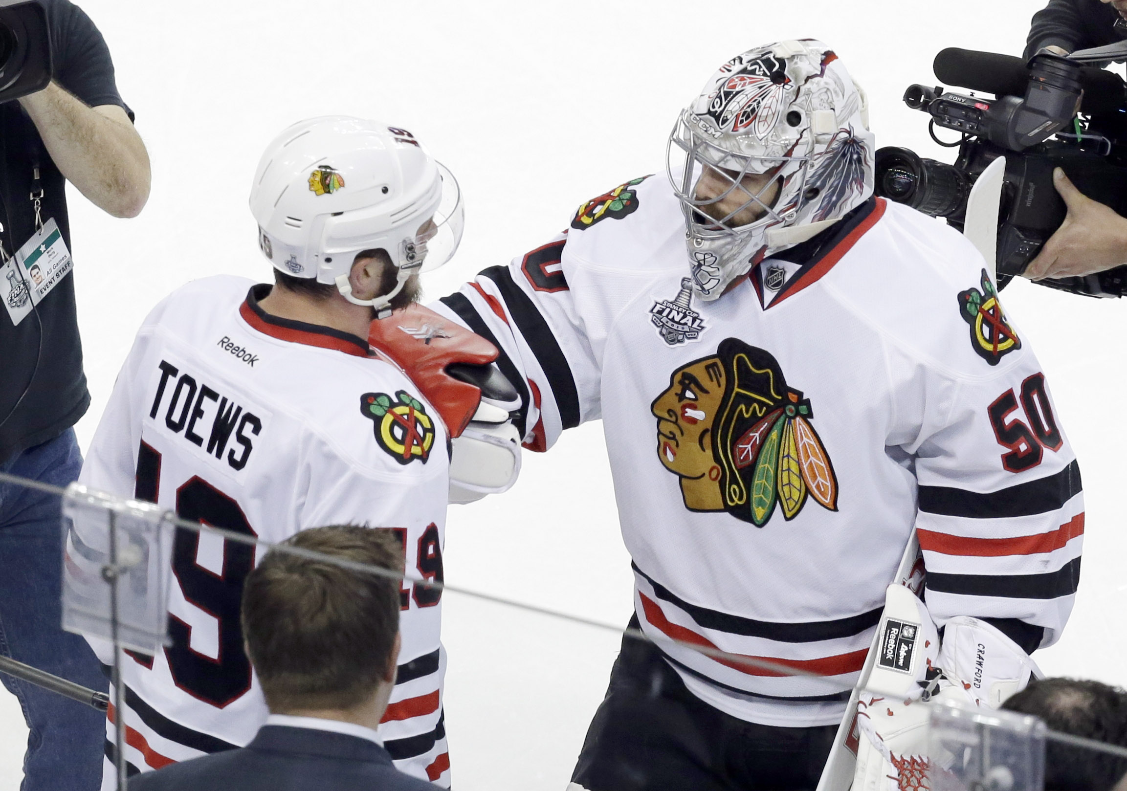 Stanley Cup Final: Blackhawks On Cusp Of Modern-day Dynasty After Beating Bolts In Game 5