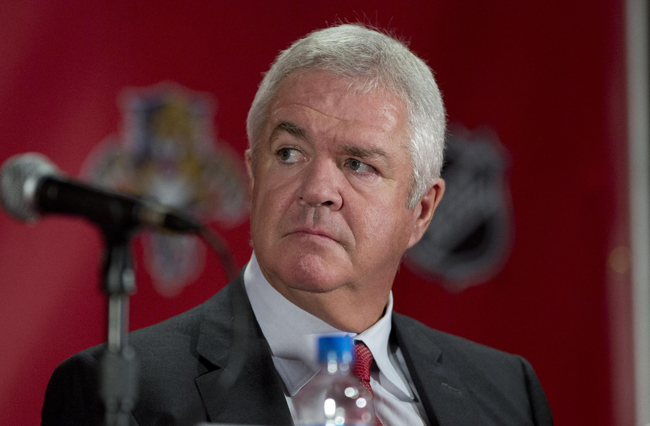 Panthers Reassign Dale Tallon, Shake Up Front Office To Spotlight Analytics