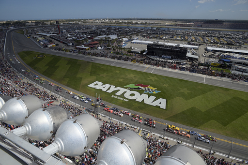 Chevrolet becomes 3rd major sponsor of Daytona Rising