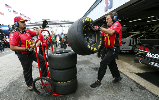 Goodyear says no talks with NASCAR about changes in Chase