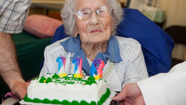 World's Oldest Person, Besse Cooper, Turns 116