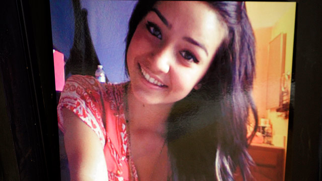 Sierra LaMar: Search For Missing California