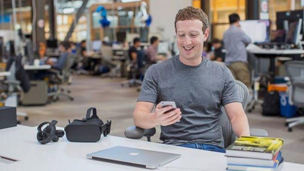 Facebook's Future: Mark Zuckerberg Envisions Telepathic Social Network