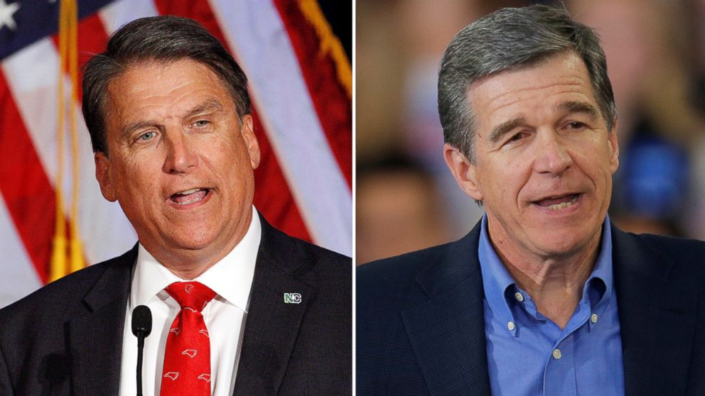 Gov. Pat McCrory Concedes NC Governor's Race to Democratic Challenger Roy Cooper
