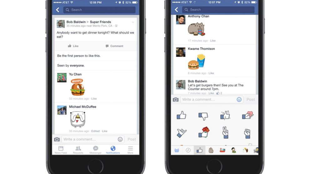 Your Facebook Wall Just Got More Interesting
