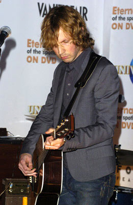 Beck Eternal Sunshine of The Spotless Mind DVD Release Party - 9/23/04