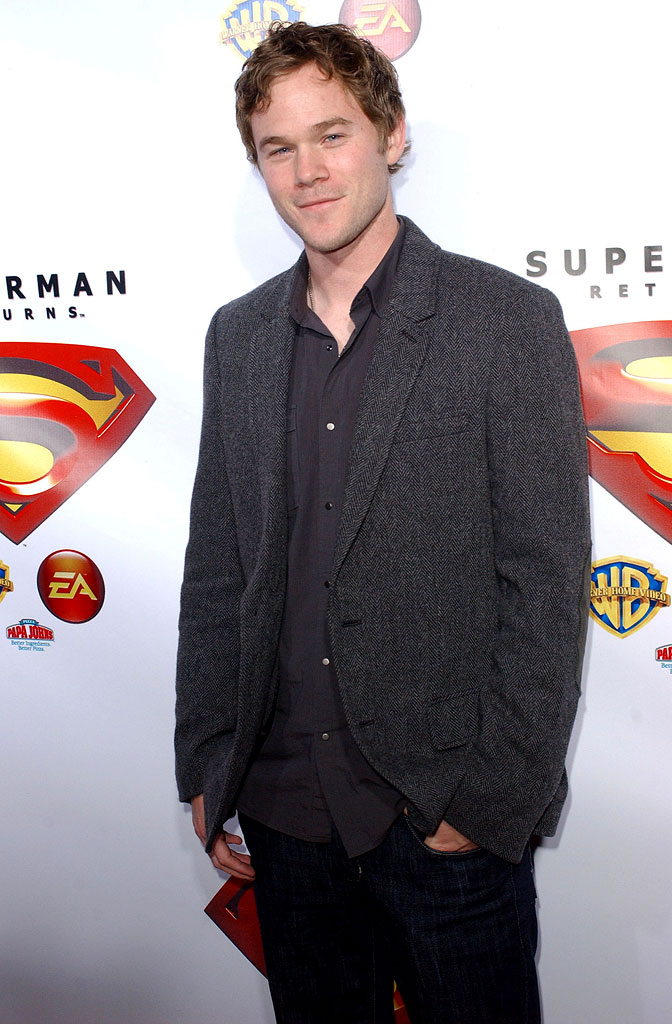 "Aaron Ashmore at the ""Superman Returns"" DVD and Video Game Launch Party."