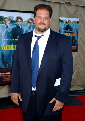 Premiere: Abraham Benrubi at the Los Angeles premiere Paramount Pictures' Without a Paddle - 8/16/2004