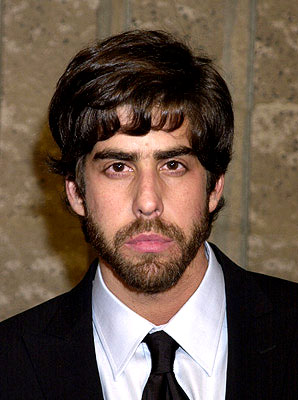 Premiere: Adam Goldberg at the Beverly Hills premiere of A Beautiful Mind - 12/13/2001