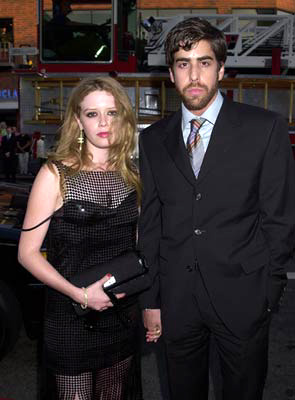 Premiere: Natasha Lyonne and Adam Goldberg at the Westwood premiere of Universal's American Pie 2 - 8/6/2001