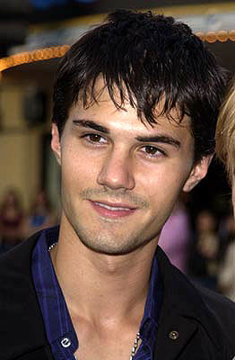 Premiere: Adam LaVorgna at the Westwood premiere of Warner Brothers' Summer Catch - 8/22/2001