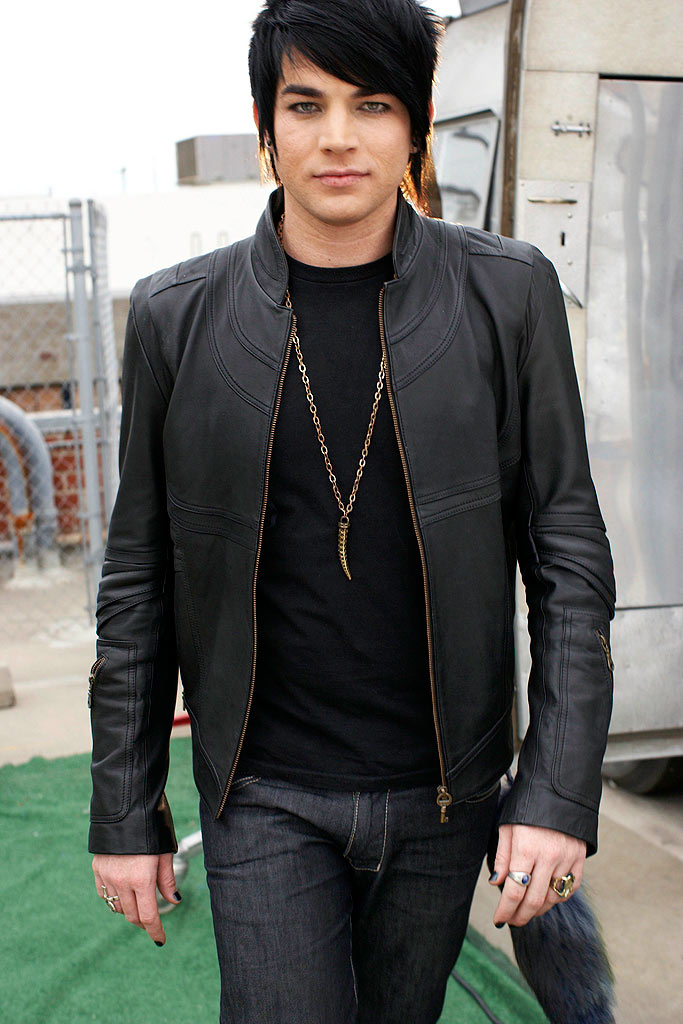 Adam Lambert, 26, from San Diego, CA is one of the top 36 contestants on Season 8 of American Idol.