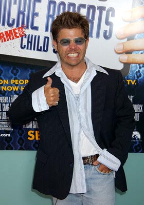 Premiere: Adam Rich at the LA premiere of Paramount's Dickie Roberts: Former Child Star - 9/3/2003