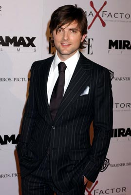 Premiere: Adam Scott at the Hollywood premiere of Miramax Films' The Aviator - 12/1/2004