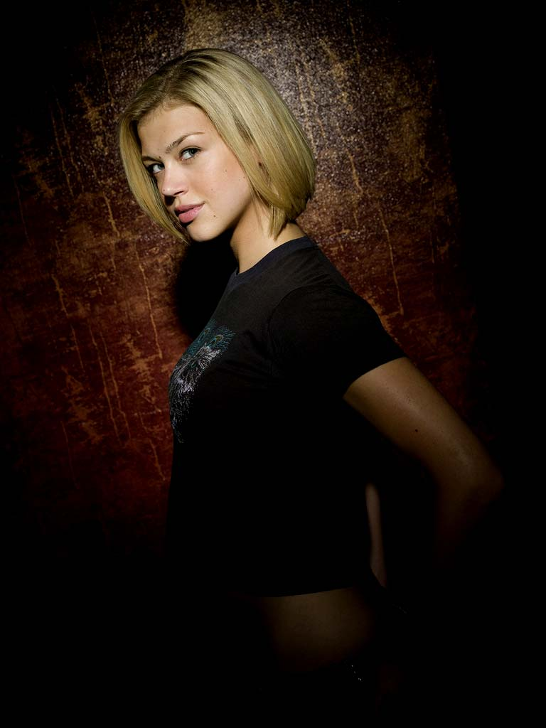 Adrianne Palicki stars as Tyra Collette on Friday Night Lights.
