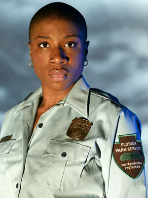 Aisha Hinds ABC's Invasion
