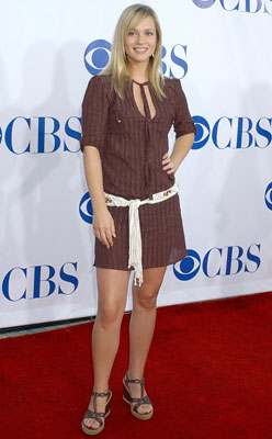 A.J. Cook CBS Summer 2006 TCA Press Tour Party Pasadena, CA - 7/15/2006