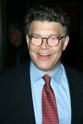 Premiere: Al Franken at the New York screening of Lions Gate Films' Fahrenheit 9/11 - 6/14/2004