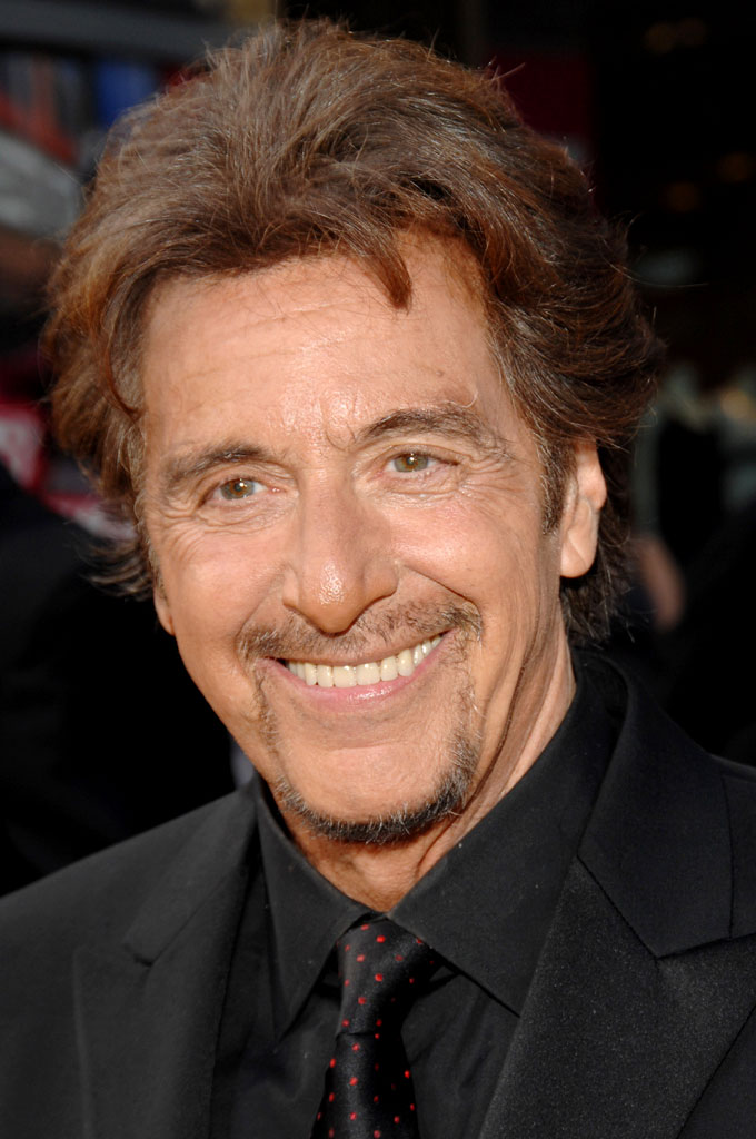 Al Pacino at the 35th Annual AFI Life Achievement Award: A Tribute to Al Pacino.