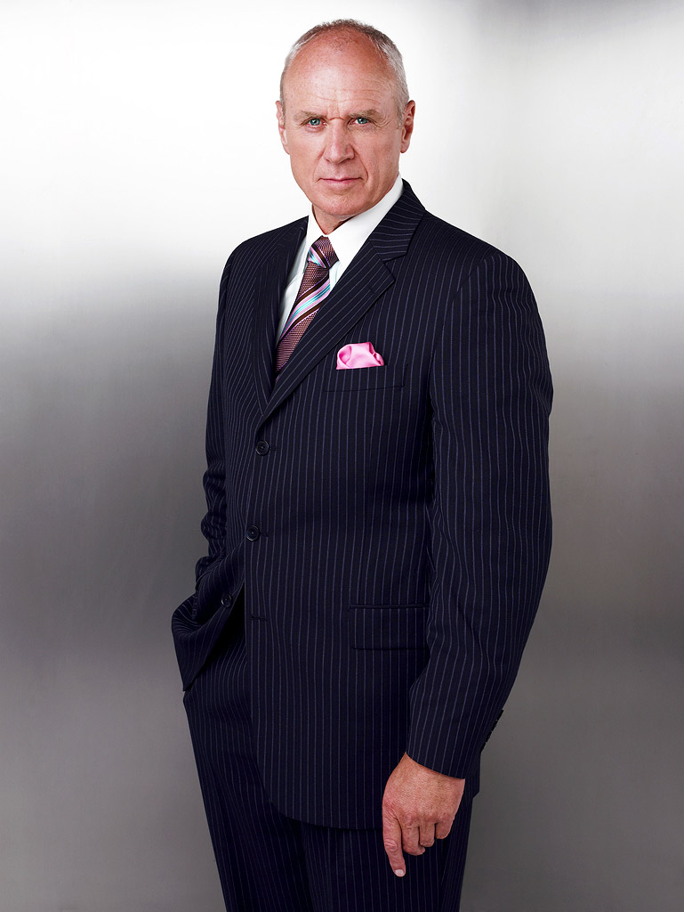 Alan Dale stars as Bradford Meade on the ABC Television Network's Ugly Betty.
