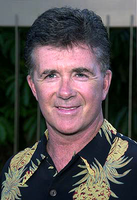 Premiere: Alan Thicke in Warner Brothers' Osmosis Jones - 8/7/2001