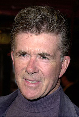 Premiere: Alan Thicke at the Hollywood premiere of Universal's The Family Man - 12/12/2000
