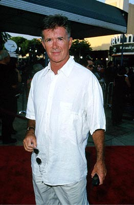 Premiere: Alan Thicke at the Mann's Village Theatre premiere of Warner Brothers' Space Cowboys - 8/1/2000