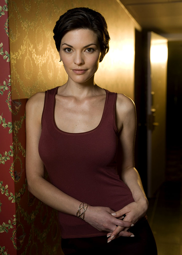 Alana De La Garza stars as Connie Rubirosa in Law & Order on NBC.