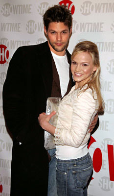 Justin Bruening and Alexa Havens at the New York premiere of Showtime's Fat Actress - 3/2/2005 Alexa Havins