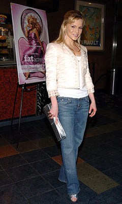 Alexa Havens at the New York premiere of Showtime's Fat Actress - 3/2/2005 Alexa Havins
