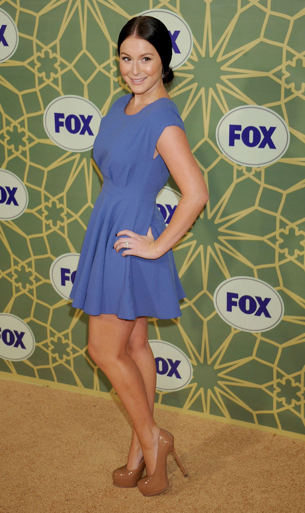 "Alexa Vega (""Unsupervised"") attends the 2012 Fox Winter TCA All-Star Party at Castle Green on January 8, 2012 in Pasadena, California."