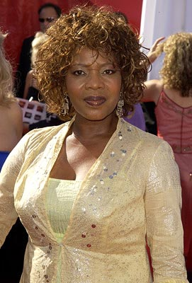 Alfre Woodard 55th Annual Emmy Awards - 9/21/2003