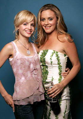 Mena Suvari and Alicia Silverstone Movieline Young Hollywood Awards - 5/2/2004