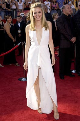 Alicia Silverstone 55th Annual Emmy Awards - 9/21/2003