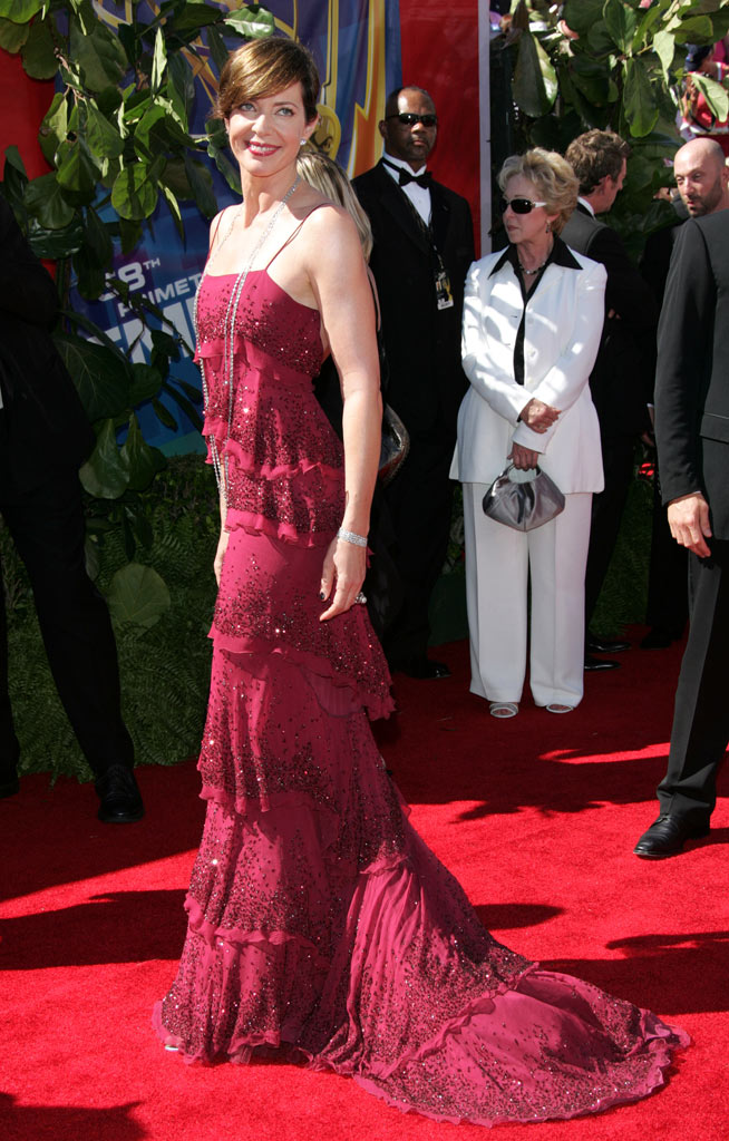 Allison Janney at The 58th Annual Primetime Emmy Awards.