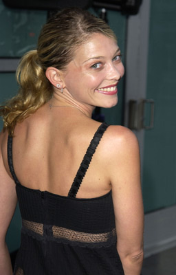 Premiere: Amanda Detmer at the LA premiere of New Line's Freddy vs. Jason - 8/13/2003