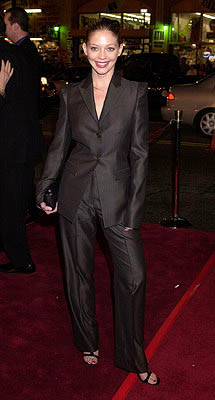 Premiere: Amanda Detmer at the Hollywood premiere of Warner Brothers' The Majestic - 12/11/2001