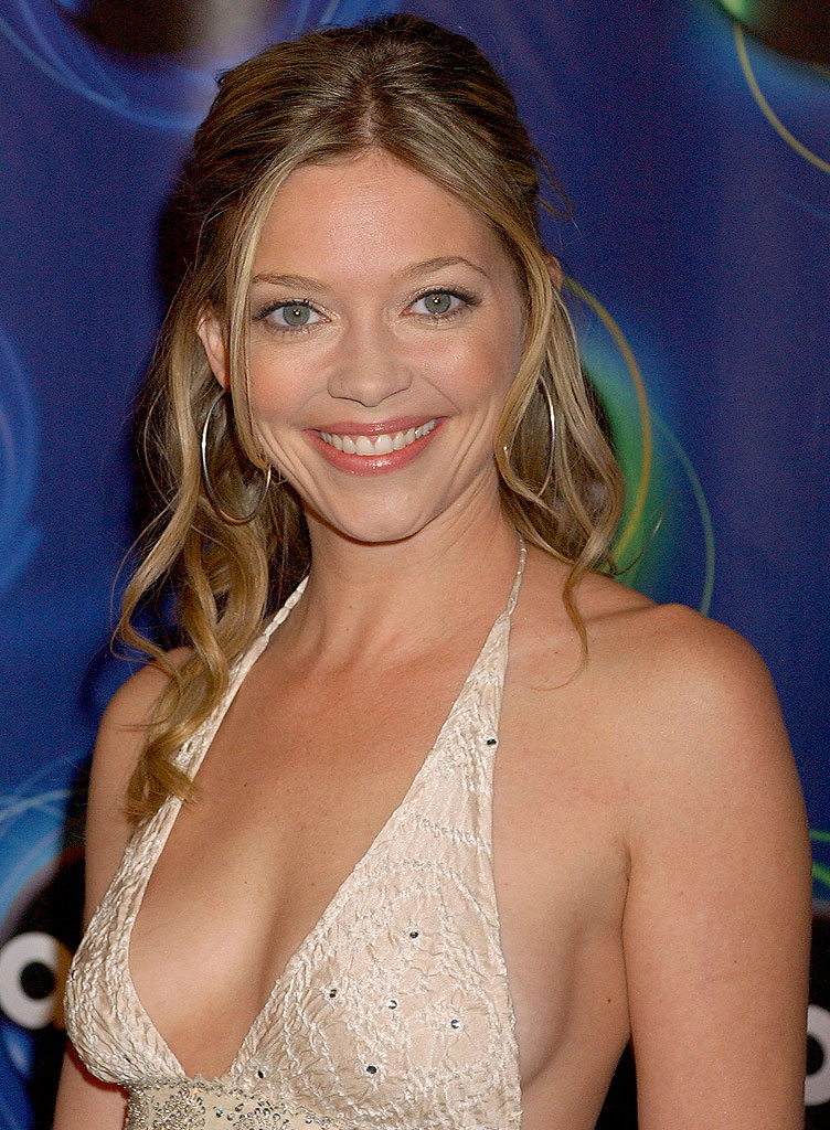 Amanda Detmer at the 2006 ABC Network All-Star Party.
