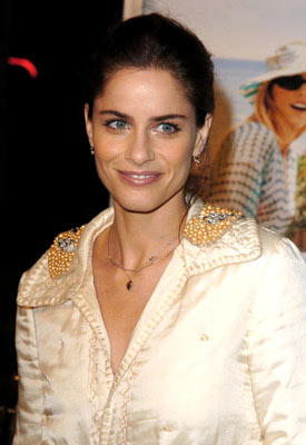 Premiere: Amanda Peet at the Westwood premiere of Columbia Pictures' Spanglish - 12/9/2004