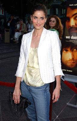 Premiere: Amanda Peet at the Hollywood premiere of Warner Independent Pictures' We Don't Live Here Anymore - 8/5/2004