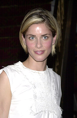 Premiere: Amanda Peet at the New York premiere of 20th Century Fox's Planet Of The Apes - 7/23/2001