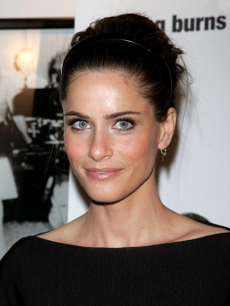 "Amanda Peet at ""The Ex"" New York City Premiere."