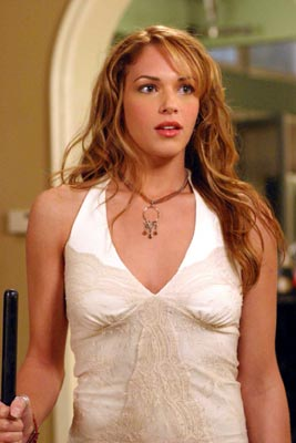 Amanda Righetti Fox's The O.C.