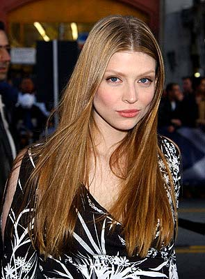 Premiere: Amber Benson at the Hollywood premiere of 20th Century Fox's X2: X-Men United - 4/28/2003