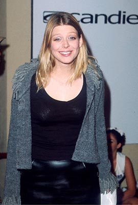Premiere: Amber Benson at the Mann Bruin Theater premiere of Universal's Bring It On - 8/22/2000