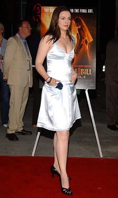 Premiere: Amber Tamblyn at the LA premiere of Miramax's Kill Bill Vol. 2 - 4/8/2004
