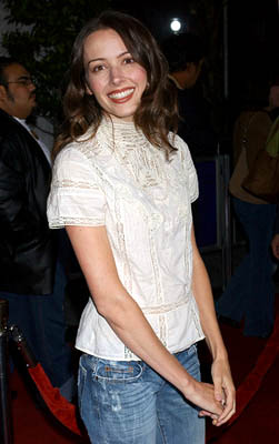 Premiere: Amy Acker at the LA premiere for Universal Pictures' Serenity - 9/22/2005