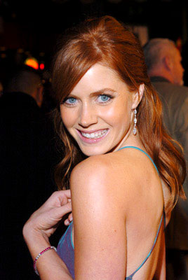 Premiere: Amy Adams at the Los Angeles premiere of Universal Pictures' The Wedding Date - 1/27/2005