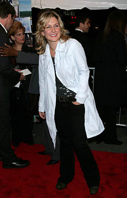 Premiere: Amy Carlson at the NY premiere of Paramount's Elizabethtown - 10/10/2005